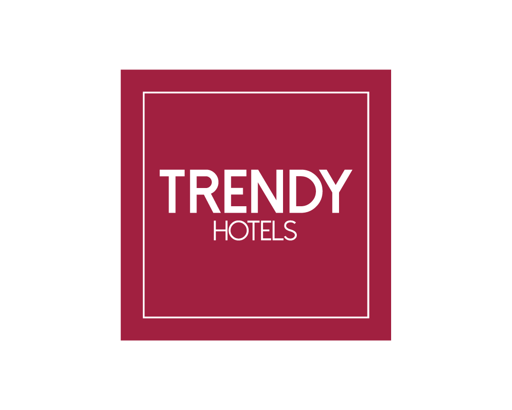 trendy hotels logo