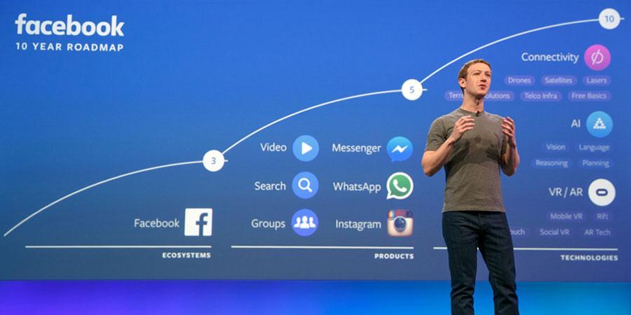 Facebook 10 Yıllık Yol Haritası