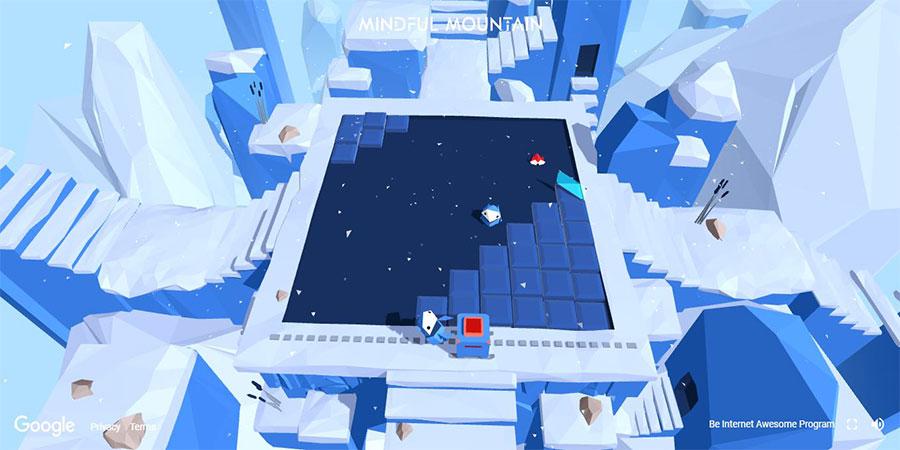 Çocuklar için Online Güvenlik Oyunu, Interland By Google